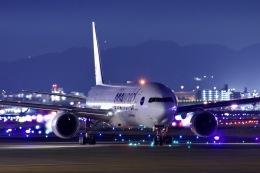 M.airphotoさんが、福岡空港で撮影した日本航空 777-346の航空フォト(飛行機 写真・画像)