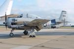 Tomo-Papaさんが、オシアナ海軍航空基地アポロソーセックフィールドで撮影したアメリカ企業所有 T-28C Trojanの航空フォト(写真)