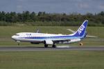 かずまっくすさんが、鳥取空港で撮影した全日空 737-881の航空フォト(写真)