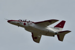フォト太郎さんが、名古屋飛行場で撮影した航空自衛隊 T-4の航空フォト(写真)
