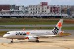 funi9280さんが、福岡空港で撮影したジェットスター・ジャパン A320-232の航空フォト(写真)