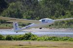 zibaさんが、大野滑空場で撮影した日本法人所有 ASK 23の航空フォト(写真)