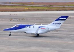 じーく。さんが、長崎空港で撮影したホンダ・エアクラフト・カンパニー HA-420の航空フォト(写真)