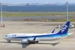 yuitaさんが、羽田空港で撮影した全日空 737-881の航空フォト(写真)