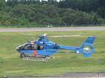ONOさんが、能登空港で撮影した福井県警察 EC135T2+の航空フォト(写真)