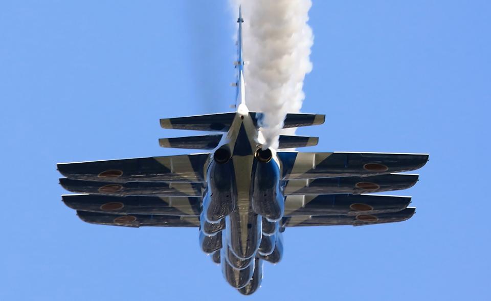 take_2014さんの航空自衛隊 Kawasaki T-4 (66-5745) 航空フォト