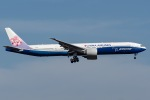 Kanryoさんが、新千歳空港で撮影したチャイナエアライン 777-309/ERの航空フォト(写真)