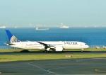 Dojalanaさんが、羽田空港で撮影したユナイテッド航空 787-9の航空フォト(飛行機 写真・画像)