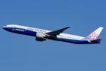 Kanryoさんが、成田国際空港で撮影したチャイナエアライン 777-309/ERの航空フォト(写真)