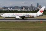 Kanryoさんが、伊丹空港で撮影した日本航空 767-346/ERの航空フォト(写真)