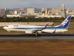 6500さんが、伊丹空港で撮影した全日空 737-881の航空フォト(写真)