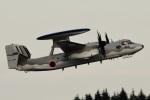 =JAかみんD=さんが、入間飛行場で撮影した航空自衛隊 E-2C Hawkeyeの航空フォト(写真)