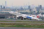 MA~RUさんが、羽田空港で撮影した日本航空 767-346/ERの航空フォト(写真)