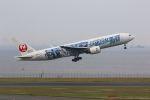 MA~RUさんが、羽田空港で撮影した日本航空 777-289の航空フォト(写真)