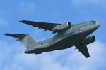 チャーリーマイクさんが、入間飛行場で撮影した航空自衛隊 C-2の航空フォト(写真)