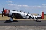 MOR1(新アカウント)さんが、ダックスフォード飛行場で撮影したFighter Aviation Engineering LTD P-47D Thunderboltの航空フォト(写真)