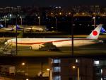 Mame @ TYOさんが、羽田空港で撮影した航空自衛隊 777-3SB/ERの航空フォト(写真)