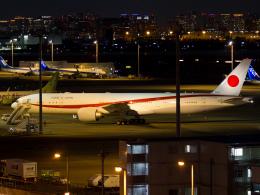 Mame @ TYOさんが、羽田空港で撮影した航空自衛隊 777-3SB/ERの航空フォト(飛行機 写真・画像)