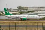 xingyeさんが、パリ シャルル・ド・ゴール国際空港で撮影したトルクメニスタン航空 737-82Kの航空フォト(写真)