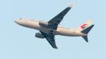 coolinsjpさんが、上海浦東国際空港で撮影した中国東方航空 737-79Pの航空フォト(写真)