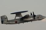 take_2014さんが、入間飛行場で撮影した航空自衛隊 E-2C Hawkeyeの航空フォト(飛行機 写真・画像)