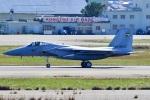@あきやんさんが、小松空港で撮影した航空自衛隊 F-15J Eagleの航空フォト(写真)