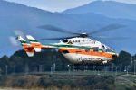 bestguyさんが、静岡空港で撮影した静岡県消防防災航空隊 BK117C-1の航空フォト(写真)