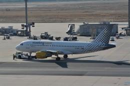 航空フォト:EC-MKV ブエリング航空 A319