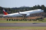 OMAさんが、成田国際空港で撮影したフィリピン航空 A321-231の航空フォト(写真)