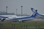 qooさんが、成田国際空港で撮影したANAウイングス 737-5L9の航空フォト(写真)