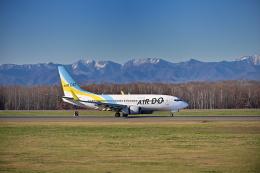 Cimarronさんが、帯広空港で撮影したAIR DO 737-781の航空フォト(飛行機 写真・画像)