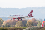 gunmano_kumasanさんが、ポートランド国際空港で撮影したヴァージン・アメリカ A319-112の航空フォト(写真)