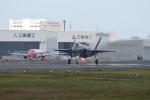 夏みかんさんが、名古屋飛行場で撮影した航空自衛隊 F-35A Lightning IIの航空フォト(写真)