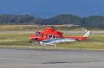 yamatoさんが、静岡空港で撮影した石川県消防防災航空隊 412EPの航空フォト(写真)