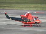 ランチパッドさんが、静岡空港で撮影した富山県消防防災航空隊 412EPの航空フォト(写真)