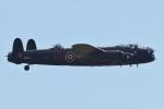 MOR1(新アカウント)さんが、ダックスフォード飛行場で撮影したイギリス空軍 683 Lancaster B1の航空フォト(写真)