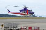 apphgさんが、静岡空港で撮影した岐阜県防災航空隊 412EPの航空フォト(写真)