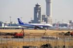 レドームさんが、羽田空港で撮影した全日空 A320-211の航空フォト(写真)