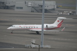 シュウさんが、羽田空港で撮影したトルコ政府 G500/G550 (G-V)の航空フォト(写真)