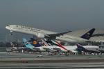 takoyanさんが、ロサンゼルス国際空港で撮影したサウディア 777-368/ERの航空フォト(写真)
