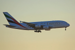 tsubameさんが、仁川国際空港で撮影したエミレーツ航空 A380-861の航空フォト(写真)