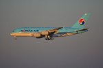 tsubameさんが、仁川国際空港で撮影した大韓航空 A380-861の航空フォト(写真)