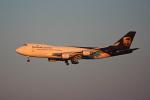 tsubameさんが、仁川国際空港で撮影したUPS航空 747-44AF/SCDの航空フォト(写真)