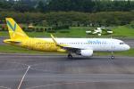 Kuuさんが、成田国際空港で撮影したバニラエア A320-214の航空フォト(飛行機 写真・画像)