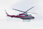 パンダさんが、青森空港で撮影した青森県防災航空隊 412EPIの航空フォト(飛行機 写真・画像)