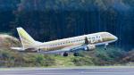 パンダさんが、青森空港で撮影したフジドリームエアラインズ ERJ-170-200 (ERJ-175STD)の航空フォト(飛行機 写真・画像)