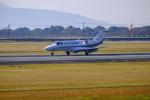 delsole7さんが、熊本空港で撮影したアルペン 525A Citation CJ2の航空フォト(写真)