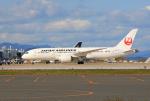 tsubameさんが、北九州空港で撮影した日本航空 787-8 Dreamlinerの航空フォト(写真)