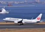 チャーリーマイクさんが、羽田空港で撮影したJALエクスプレス 737-846の航空フォト(写真)