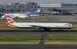 幻想航空 Air Gensouさんが、羽田空港で撮影したブリティッシュ・エアウェイズ 777-36N/ERの航空フォト(写真)